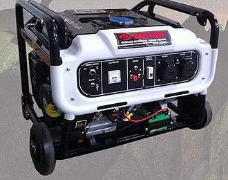 Matari MJW 4500 E Murah di Toko yang Jual Genset Portable